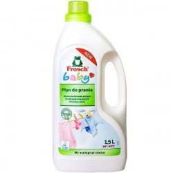 Koncentrat do prania Frosch Baby 1,5l