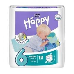 Pieluszki dla dzieci Bella Happy 360 Comfort System Junior Extra 16+kg