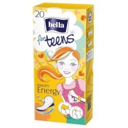 Wkładki higieniczne Bella For Teens Energy 20szt.