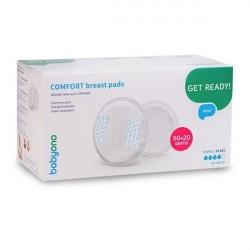 Wkładki laktacyjne Babyono Comfort Get Ready