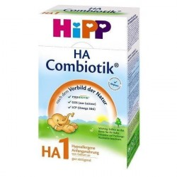 Mleko początkowe 1 Hipp HA Combiotik, po urodzeniu