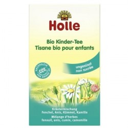 Herbatka dla niemowląt i dzieci Holle 30g