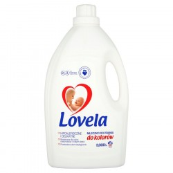 Mleczko do prania kolorów Lovela