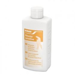 Emulsja do rąk Ecolab Silonda Sensitive, z woskiem pszczelim