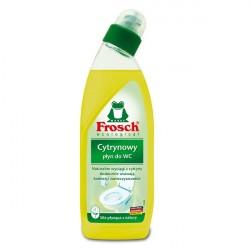 Płyn do WC Frosch, cytrynowy