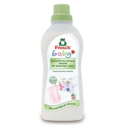 Koncentrat do płukania Frosch Baby 750ml