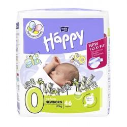 Pieluszki dla wcześniaków Bella Happy 0 Before Newborn do 2kg