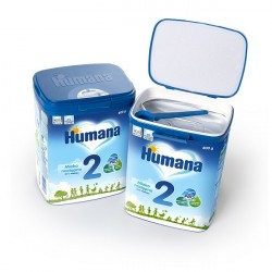 Mleko następne 2 Humana, po 6. miesiącu