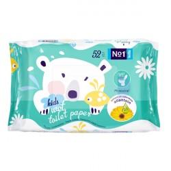 Papier toaletowy dla dzieci Bella No1 Kids 52 szt.