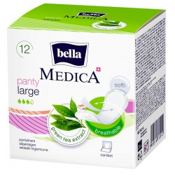 Wkładki higieniczne Bella Medica Panty Large