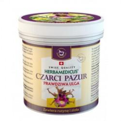 Maść Czarci Pazur Harbamedicus, z rutyną i ziołami 250ml