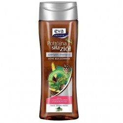 Szampon do włosów Eva Natura Potrójna Siła Ziół, brzozowy