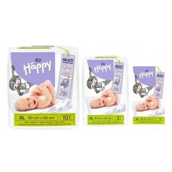 Podkłady do przewijania Bella Baby Happy XL