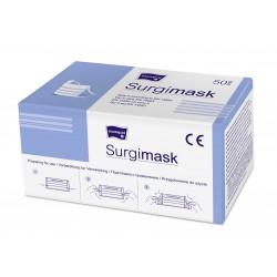 Maseczki medyczne Surgimask 3-warstwowe 50 szt.
