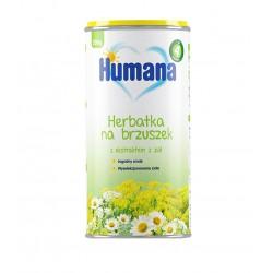 Herbatka na brzuszek Humana, po 4. miesiącu