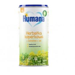 Herbatka koperkowa Humana, po 4. miesiącu