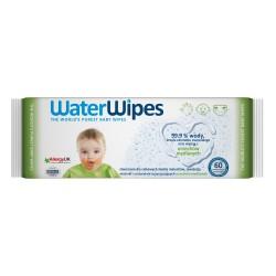 Chusteczki nawilżane WaterWipes, nasączone czystą wodą Soapberry 60szt.