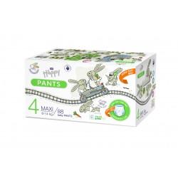 Pieluchomajtki dla dzieci Happy Pants Maxi Box (4) 8-14 kg