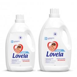 Mleczko do prania kolorów Lovela Baby