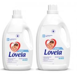 Mleczko do prania bieli Lovela Baby