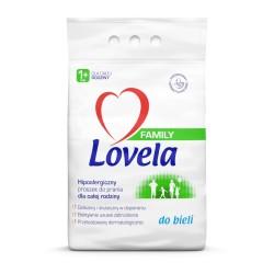 Proszek do prania bieli Lovela Family
