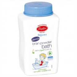 Proszek do kąpieli dla dzieci i niemowląt, Topfer, 250g