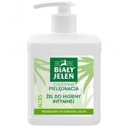 Żel do higieny intymnej Biały Jeleń, z aloesem 500ml