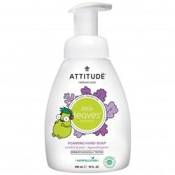 Mydło w piance do rąk dla dzieci Attitude Little Leaves Gruszkowy Nektar i Wanilia 295 ml