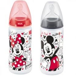 Butelka plastikowa NUK First Choice+, Disney Myszka Miki