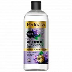 Kojący płyn micelarny Perfecta Bio Retinol Bakuchiol 400 ml