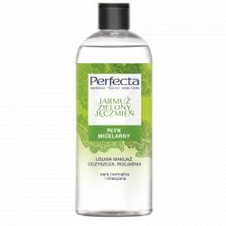 Płyn micelarny Perfecta Jarmuż i zielony jęczmień 400 ml