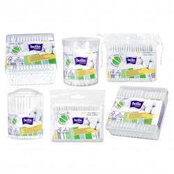 Patyczki higieniczne Bella Cotton, papierowe