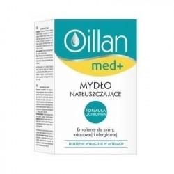 Mydło natłuszczające Oillan Med+