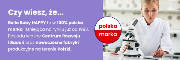 kalendarz ciąży pieluszki happy polska marka