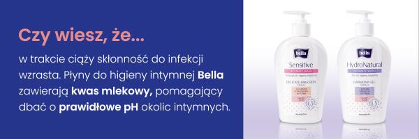 kalendarz ciąży higiena intymna